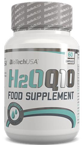 BIOTECH H2O Q10 60 CAPS
