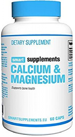 SMART SUPPLEMENTS CALCIO MAGNESIO 60 CAPS