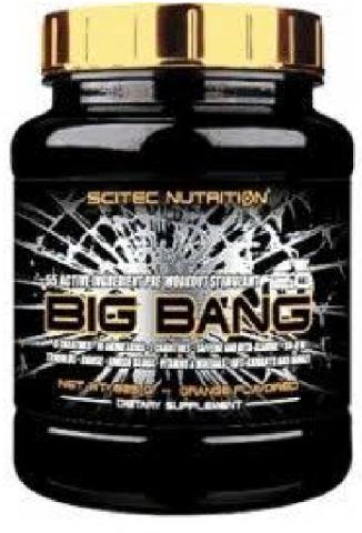 SCITEC BIG BANG 825 GR