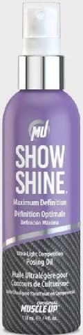PRO TAN SHOW SHINE 118 ML