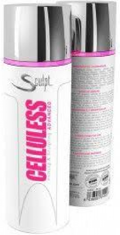 SCULPT CELLULESS ADVANCED 150 ML