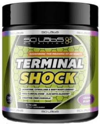 SCI LABS TERMINAL SHOCK