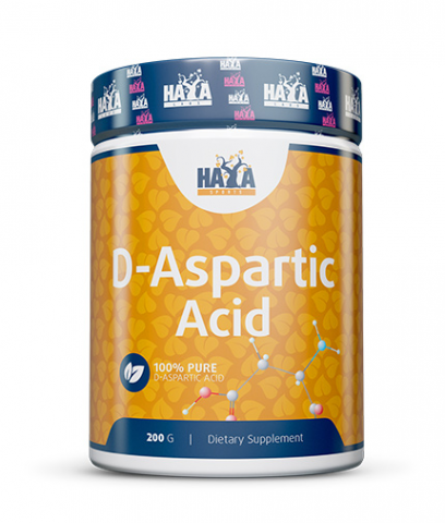 HAYA LAB D-ASPARTIC ACID 200 GRMS