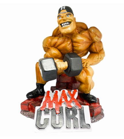 MAX MANIAC MAX CURL