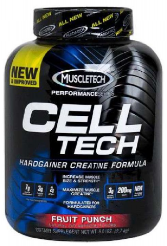 MUSCLETECH CELL TECH 2.7 KGS NARANJA