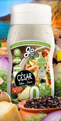 GO FOOD SALSA CESAR 320ml