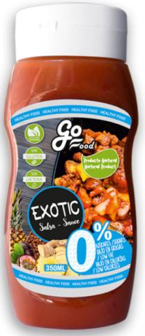 GO FOOD SALSA EXOTIC 350ml