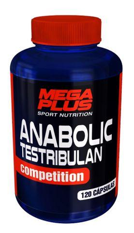 MEGAPLUS ANABOLIC TESTRIBULAN COMPETITION 120 CAPS