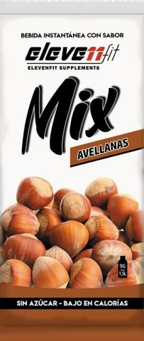 BEBIDAS MIX AVELLANAS