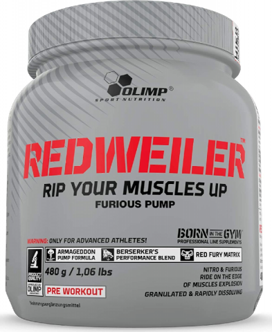 OLIMP REDWEILER 480 GR