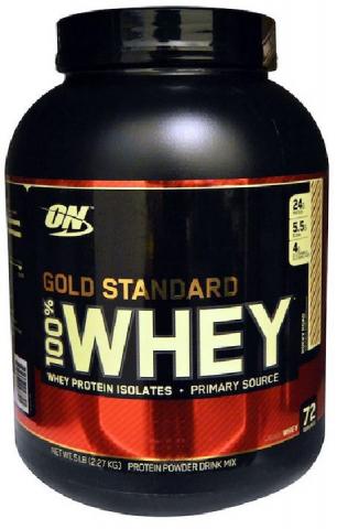 OPTIMUM GOLD WHEY STANDARD 5 LBS CHOCOLATE