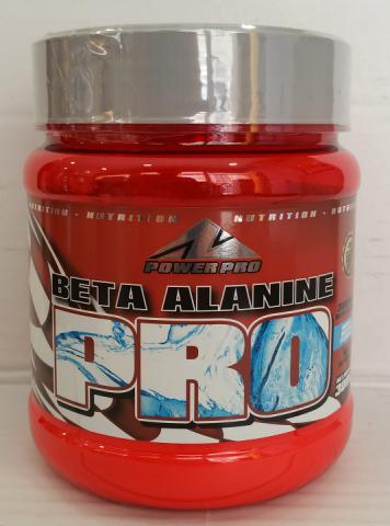 POWERPRO BETA ALANINA PURA 300 GRAMOS