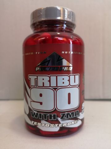 POWERPRO TRIBULUS 90 + ZMA 90 CAPS
