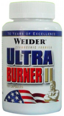WEIDER ULTRA BURNER 150 CAPS