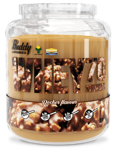 BUDDY WHEY 70 - 2 KGS ROCHER